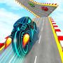 超级坡道摩托车