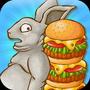 兔子和汉堡