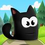 跳跃猫:跳跃的小猫