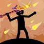 火柴人弓箭手:巫师之战