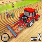 农用拖拉机司机模拟器