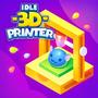 闲置的3D打印机 Mod
