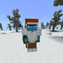 我的世界(冰霜模组和白色城堡地图) Mod