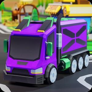 城市建设者:取货和送货 Mod图标