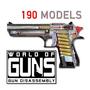 枪支世界:枪支拆卸 Mod