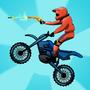 越野摩托车3D