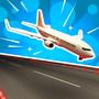 飞机坠毁3D
