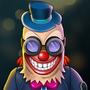 带面具的小丑 Mod