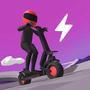250W微型自行车模拟器