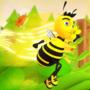 飞行蜜蜂跑酷