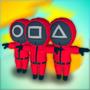 鱿鱼游戏3D