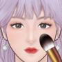 化妆师:美容院