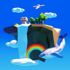 逃脱游戏:飞岛1.0.7