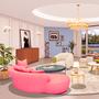 艾美的室内设计 Mod
